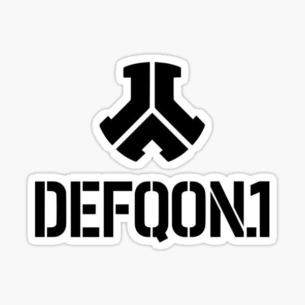 Defqon 1 Sticker