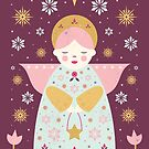 Snow Angel  by CarlyWatts