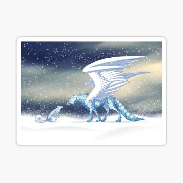 Frost - Winter Design Sticker
