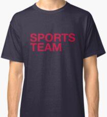 Texas #7 & DC #3 Classic T-Shirt