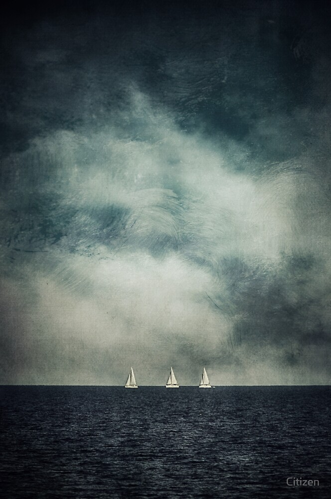 Drift away together by Nikki Smith