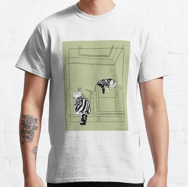 Silver Tabby Series (2) Classic T-Shirt