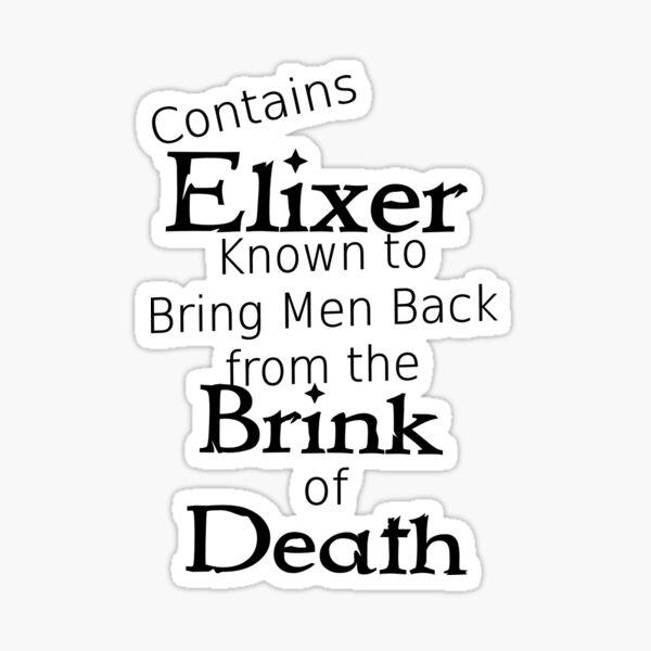 Dragonrider's Dance: Elixer  Sticker