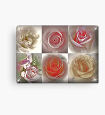 Magical Roses Canvas Print