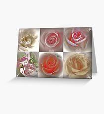 Magical Roses Greeting Card