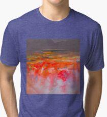 Fluid Dynamics 3 Tri-blend T-Shirt