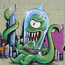 West Burleigh Street Art #6 by aussiebushstick