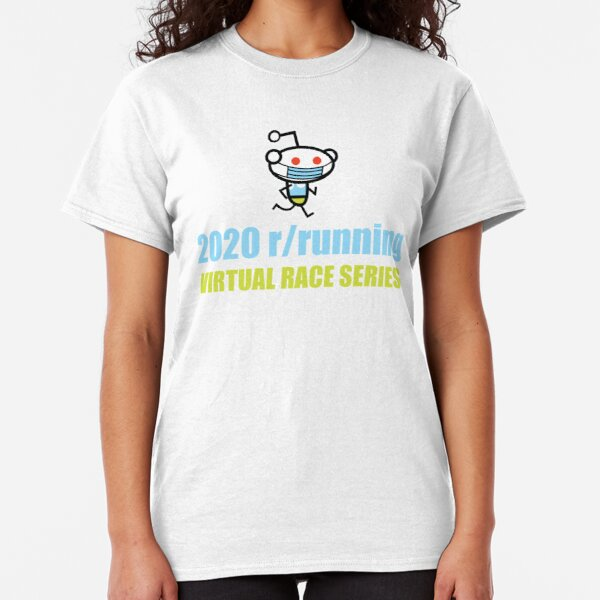 Running with mask Classic T-Shirt