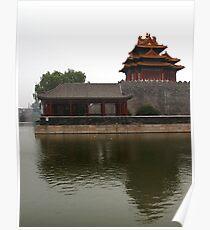 Forbidden City - Corner Towers Poster