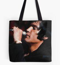 Elvis Black 69 Tote Bag