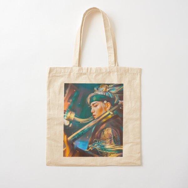 Agust D Daechwita Cotton Tote Bag
