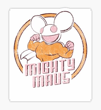 MightyMau5 Sticker