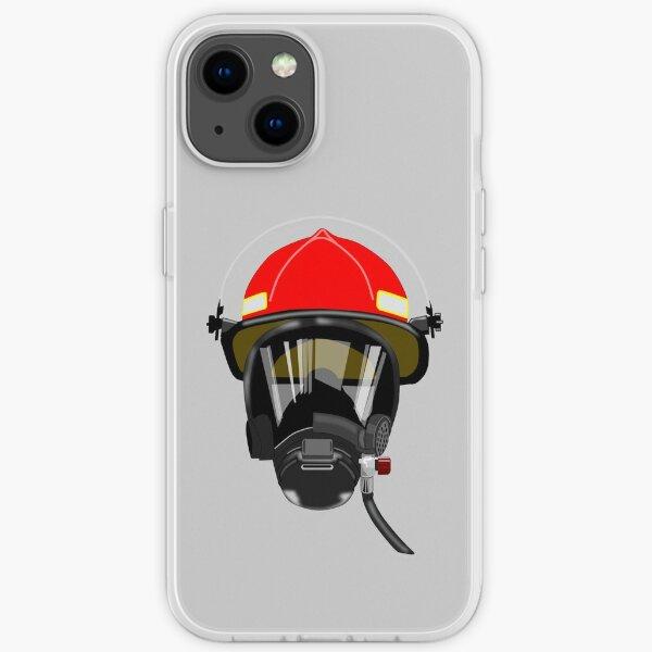 Pompier Coque souple iPhone