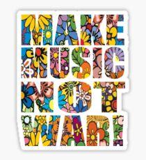 MAKE MUSIC Sticker