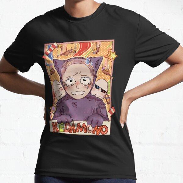 Kedamono - Popee el intérprete Camiseta deportiva