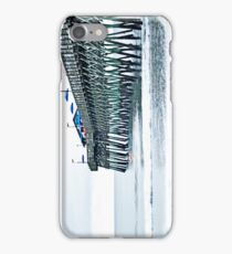 HDR Pier iPhone Case/Skin
