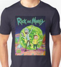 Rick and Morty Tv Series T-Shirt
