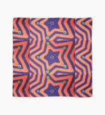 Florida Gator Crocheted Star Blanket Scarf
