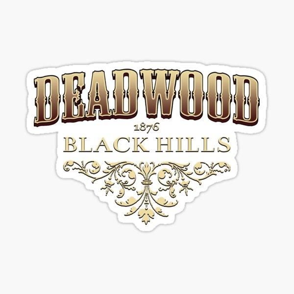 Deadwood Sticker