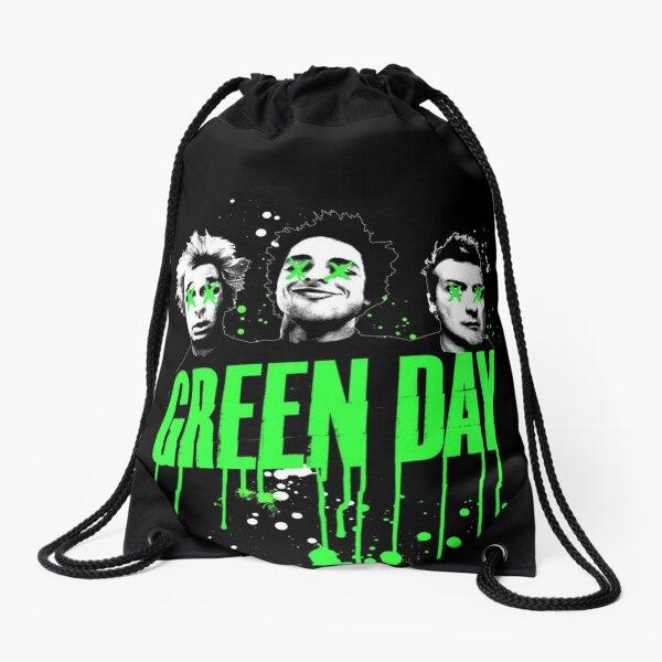 the day that joe went to concert american street punk factory merch Drawstring Bag