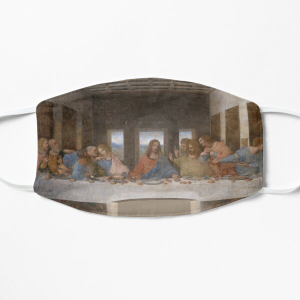 Leonardo Da Vinci - The Last Supper  Mask