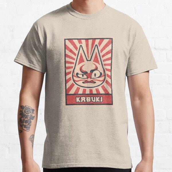 Kabuki Animal Crossing Classic T-Shirt