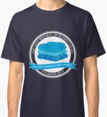 The Legit Republic of Blanketsburg Classic T-Shirt