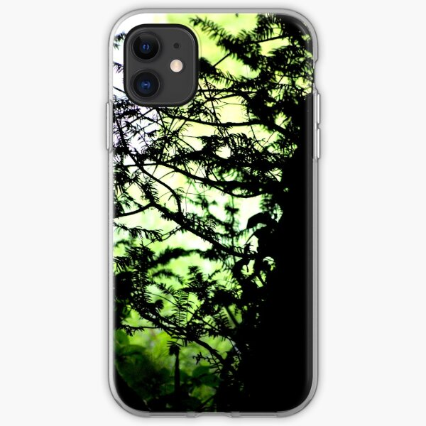 Shadows of the Yew iPhone Soft Case