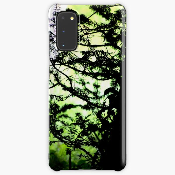 Shadows of the Yew Samsung Galaxy Snap Case