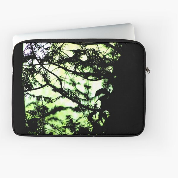 Shadows of the Yew Laptop Sleeve