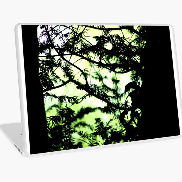 Shadows of the Yew Laptop Skin
