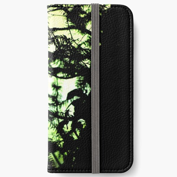 Shadows of the Yew iPhone Wallet