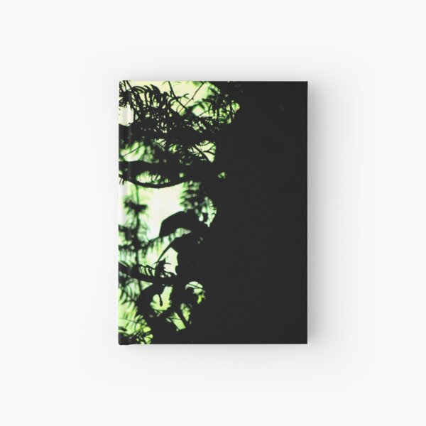 Shadows of the Yew Hardcover Journal