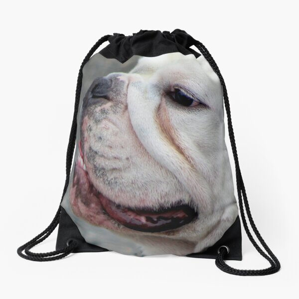 Looking up Drawstring Bag