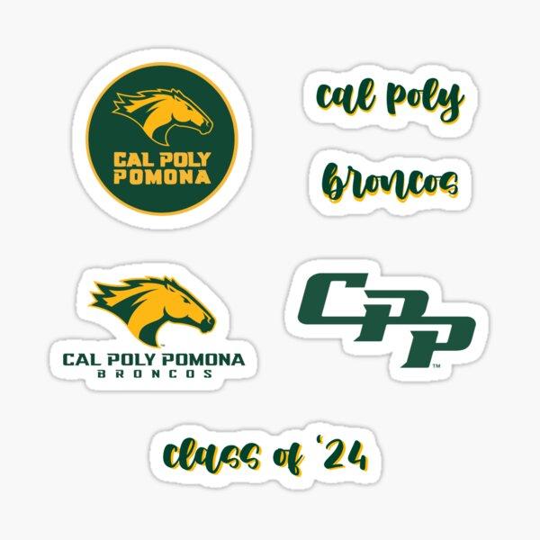 cal poly pomona Sticker