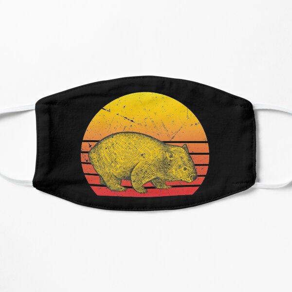 Wombat vintage Flat Mask