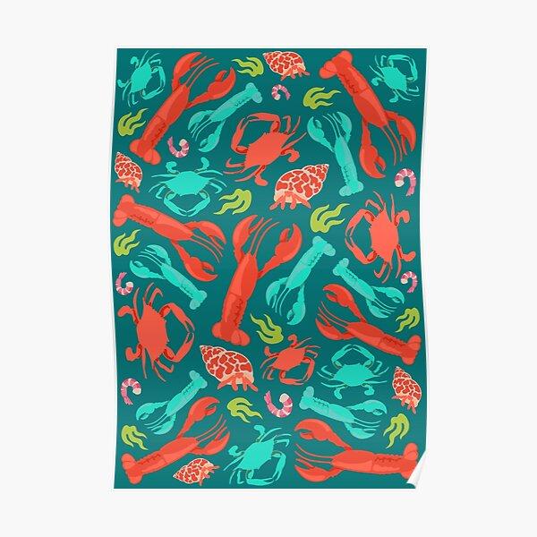 Crustaceans  Poster