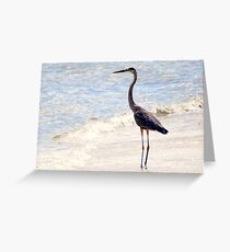 Standing Tall and Strong Greeting Card
