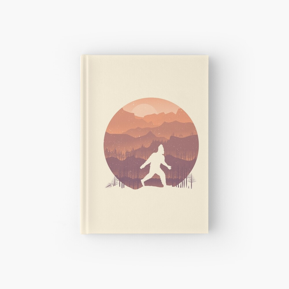 Humans are real... Hardcover Journal