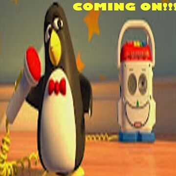 Toy Story Wheezy I Feel A Song Coming On by rachick123