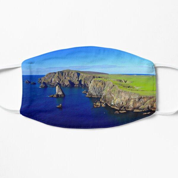 Fair Isle Shetland Scotland UK Flat Mask