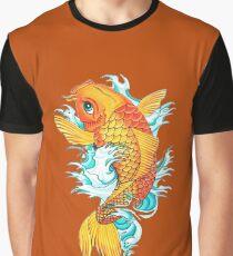 Carp Koi Graphic T-Shirt