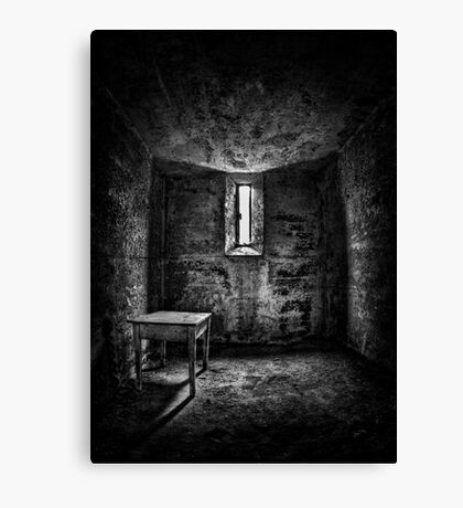 Sinner's Tale Canvas Print