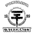 Tomglish University | BLACK TEXT by Nobodysart