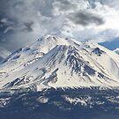 Mt shasta by athala