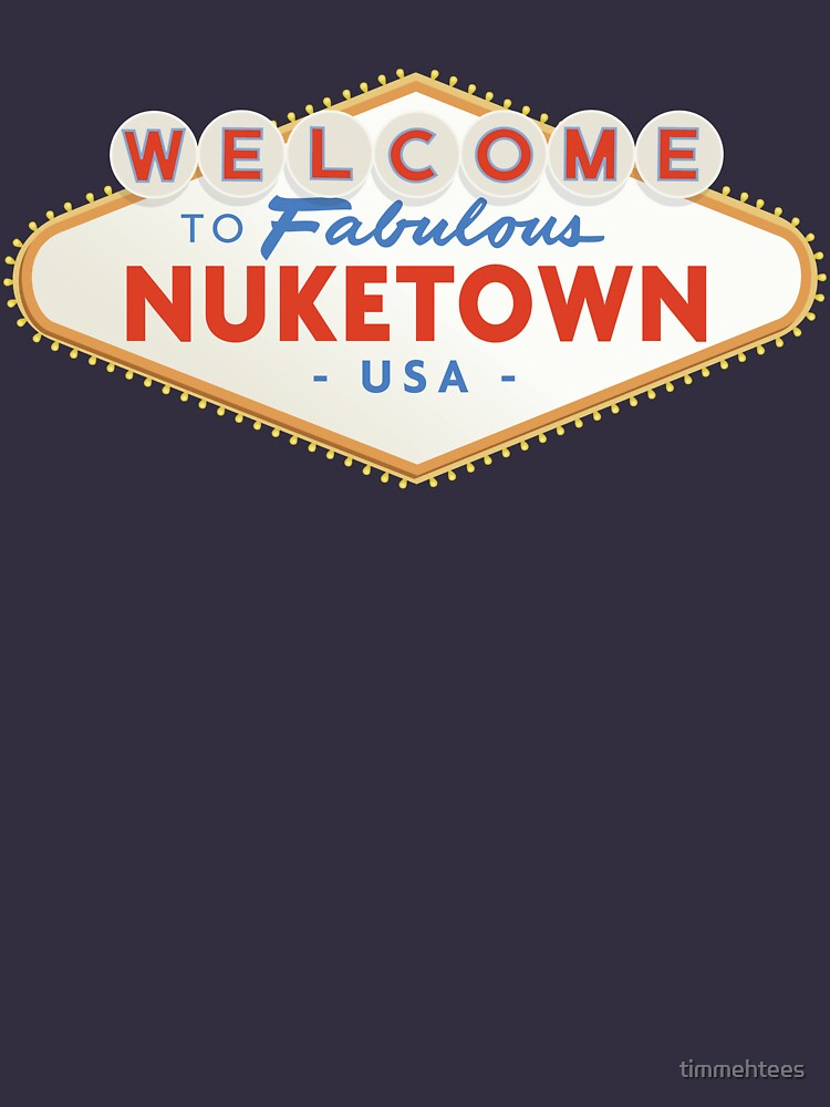 welcome to nuketown | Unisex T-Shirt