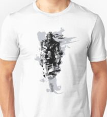 Solid Snake Fan Design Unisex T-Shirt