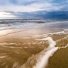 Waves & Sand by Joel McDonald