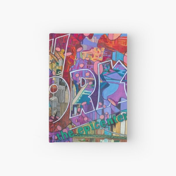 NEW YORK: The Epicenter Hardcover Journal