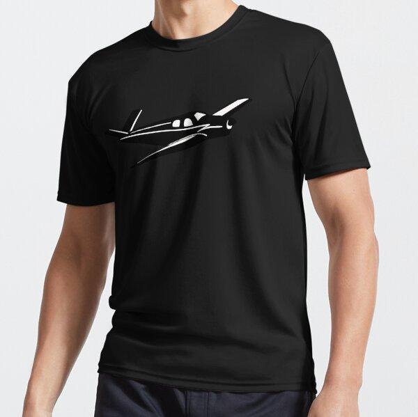 1952 Beechcraft Bonanza  Active T-Shirt